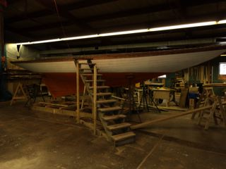 Hull starboard